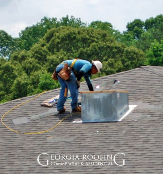 commercial roofing canton ga