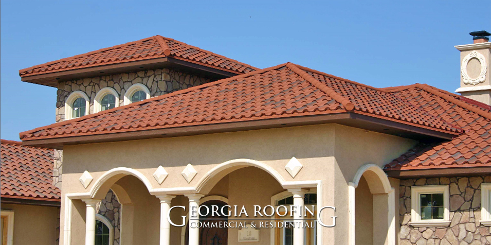 Metal Roofing Standing Seam Roof Georgia Roofing
